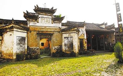 览东吴文化园