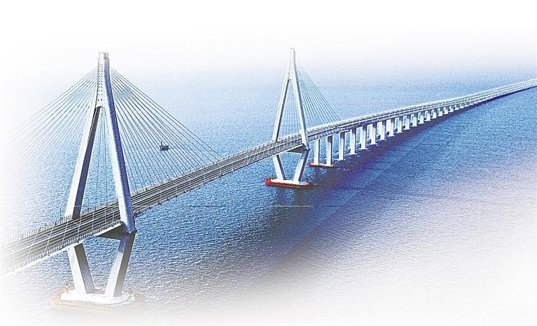 杭州湾跨海大桥—— 大湾区蓝图的新文化地标